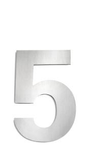 CMD Hausnummer groß 5