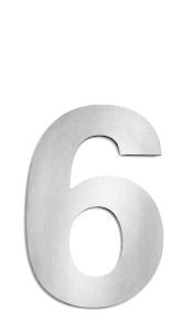 CMD Hausnummer groß 6