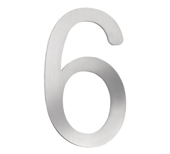 CMD Hausnummer klein 6