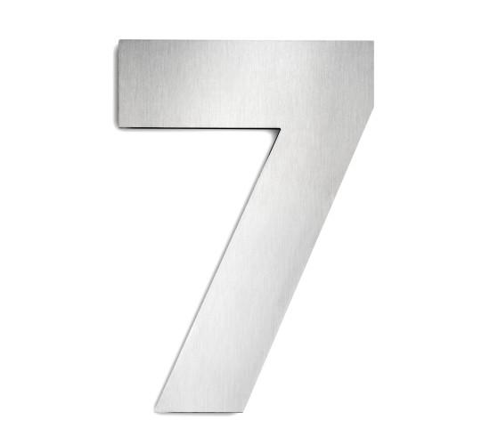 CMD Hausnummer groß 7
