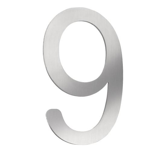 CMD Hausnummer klein 9