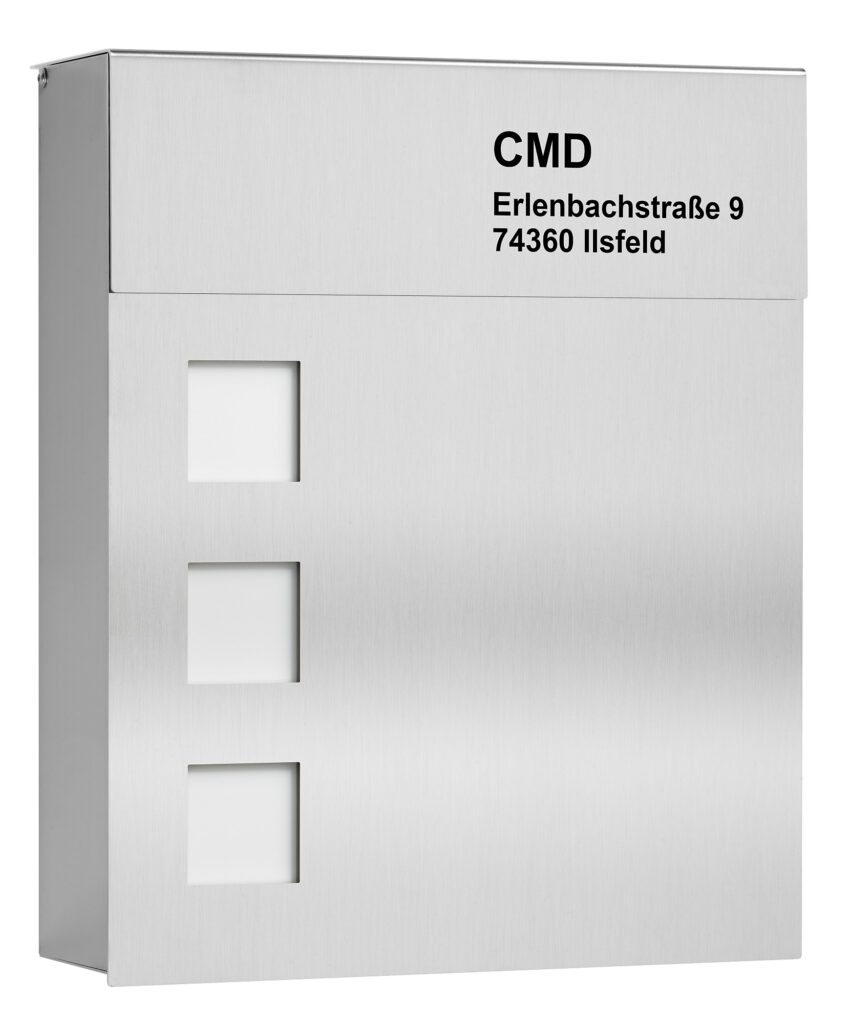 CMD 96 Gravur