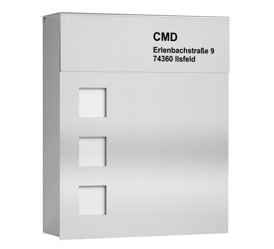 CMD 96/Gravur