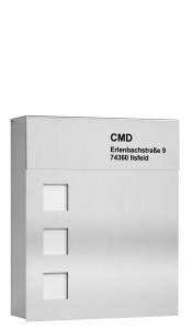 CMD Briefkasten 96/Gravur