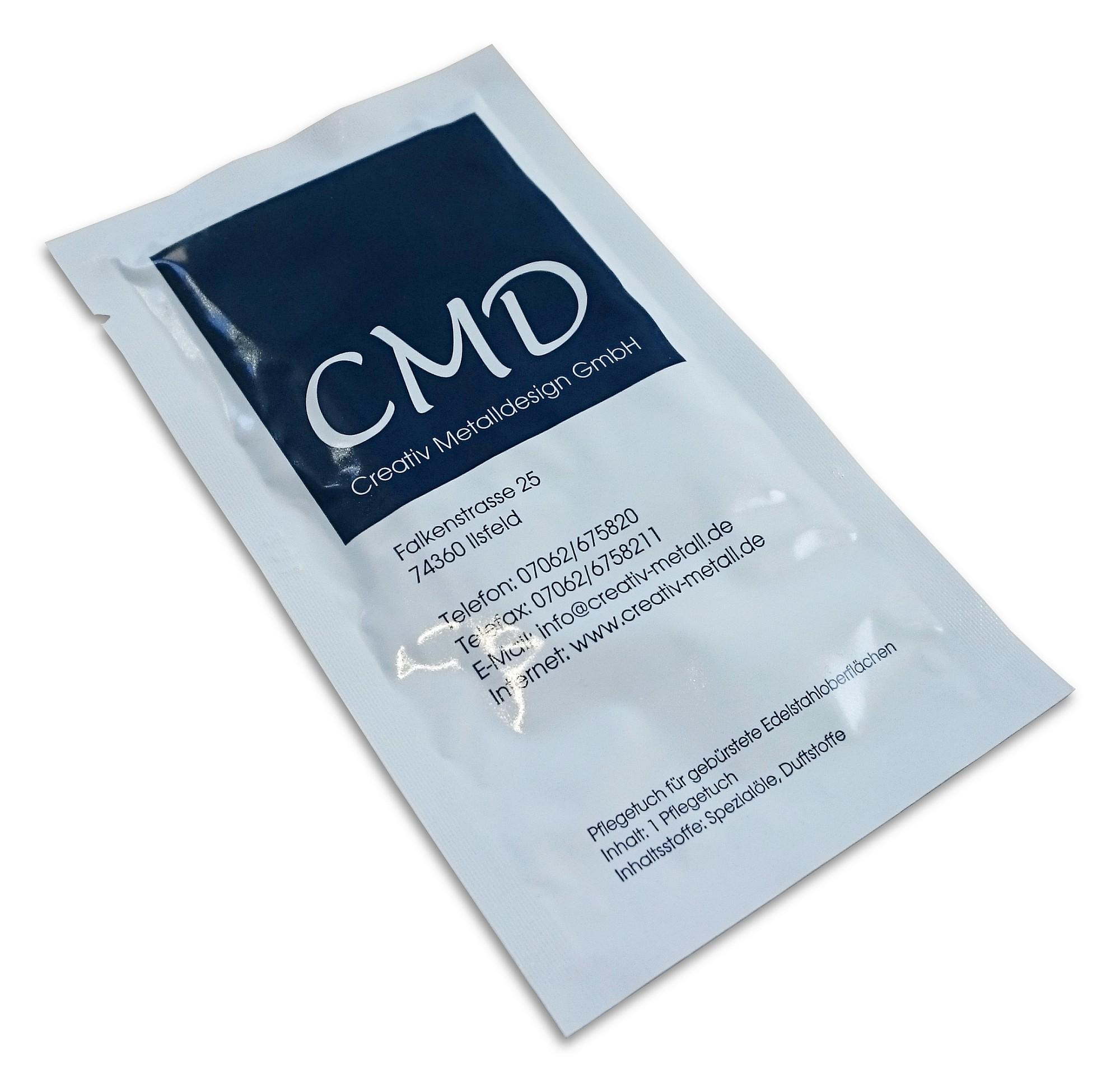 CMD Edelstahl Pflegetuch 2000 - 01