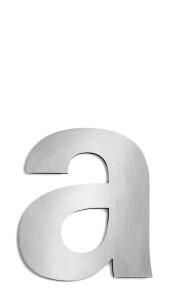 CMD Hausnummer groß a