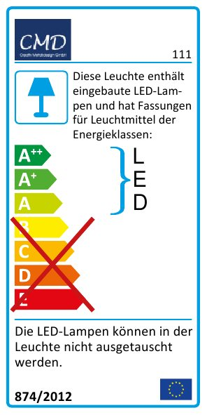 EEK Label 111