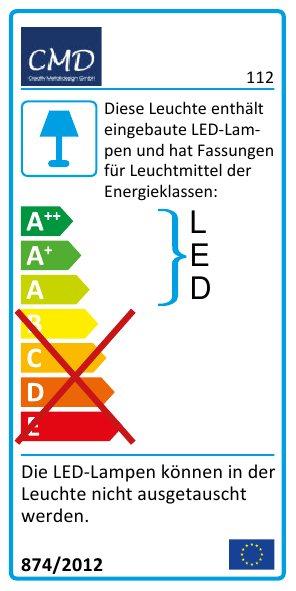 EEK Label 112