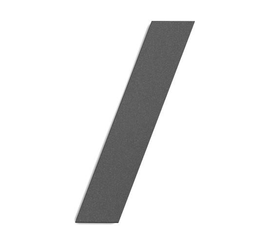 CMD Hausnummer groß / anthrazit